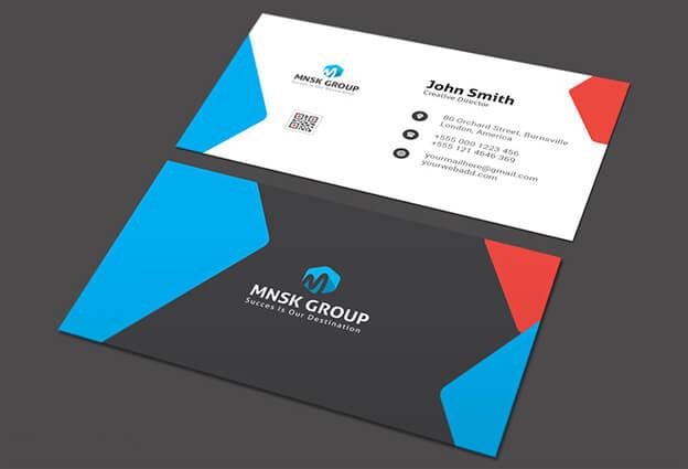 Thiết kế và in ấn card visit đẹp